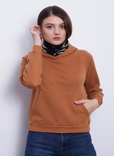 Take7 Sweatshirt Kahve
